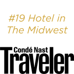 Nunber nineteen hotel in the midwest - Condé Nast Traveler