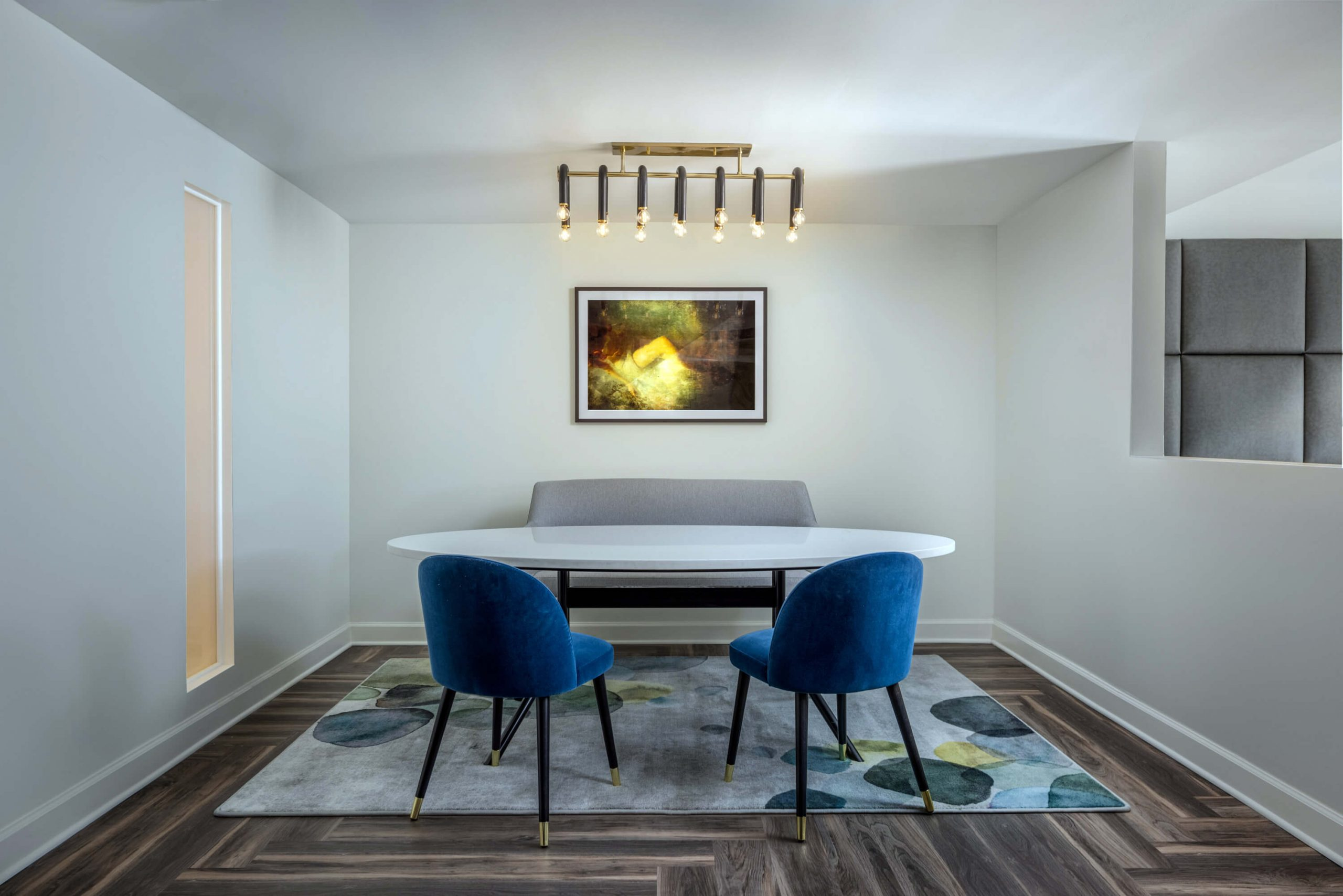 Executive King Suite conference table