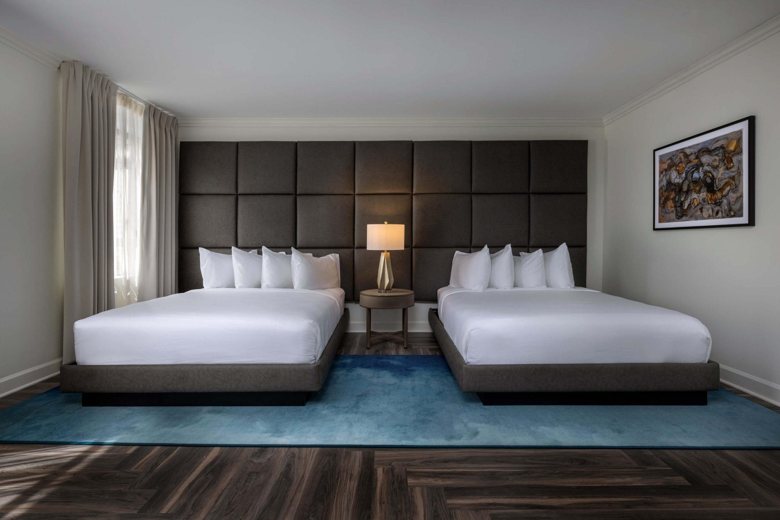 Double Queen Suite Omaha
